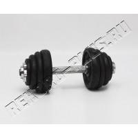 Гантели 2 по 12,5 кг   YT-9008-25