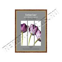 Рамка для сертификата Interior Office 21х30 латунь 580/1, со стеклом артикул 5-11510