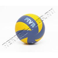 Волейбольный мяч  MIKASA сине/жёлт   570354304067