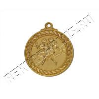 Медаль бег  2015-7