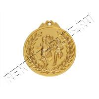 Медаль бег с венком 2015-8