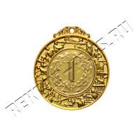 Медаль   626364