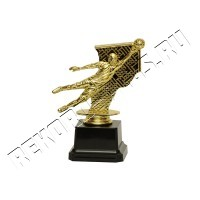Статуэтка пластик Футбол Вратарь  РК00165