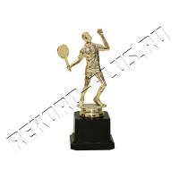 Статуэтка пластик Большой Теннис CP15