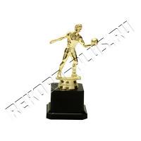 Статуэтка пластик Волейбол м.  EM204-192