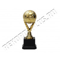 Статуэтка пластик Футбол Мяч    R011-1