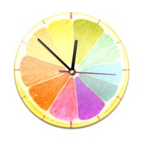 Настенные часы под сублимацию