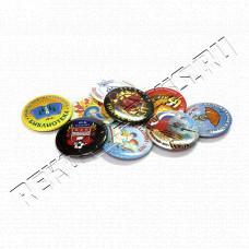 Значок D44 (металл+ пластик) РК00099