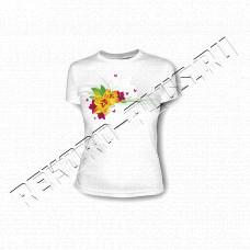 футболка с сублимацией