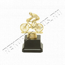 Велосипедист B867