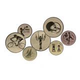 Жетоны для медалей (202)