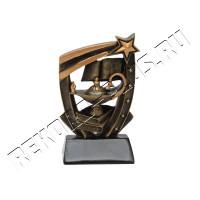 Статуэтка керамика  Лампа знаний  HX2374-C