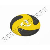 Фрисби (летающий диск) цвет в ассортименте 24см.    ФЛД24
