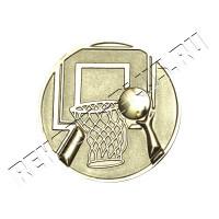 Жетон Баскетбол D = 50 мм  A1950Z