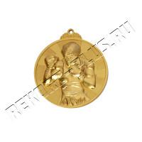 Медаль бокс  2015-3