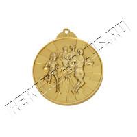Медаль бег с молниями   2015-6