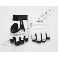 Перчатки Тхэквондо M/L/XL белые  YT-9562