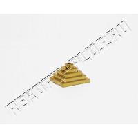 Подставка для палочек(флажков) пирамидка  ПИР350