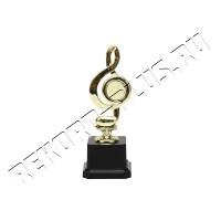 Статуэтка скрипичный ключ  F15925-G