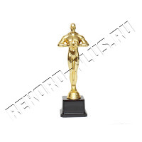 Статуэтка пластик Оскар (185 мм)
