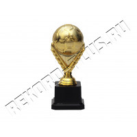 Статуэтка пластик Футбол Мяч   R011