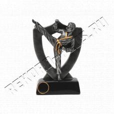 Купить Статуэтка каратэ с местом под жетон (серебро)  HX2474-A1 в Симферополе