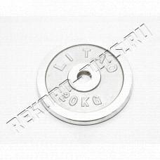 Купить Блины для гантель 20 кг   YT-9018/20 в Симферополе