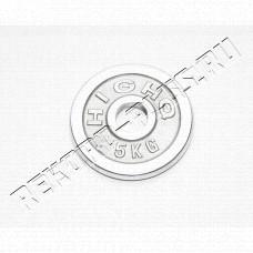 Купить Блины для гантель 5 кг   YT-9018 в Симферополе