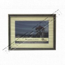 Купить Рамка 21*30 см (серия 118)   3031-7  зеленая в Симферополе