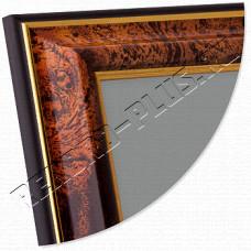 Купить Рамка Interior Office 21х30 (А4) темный орех 282 в Симферополе