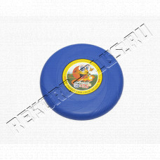 Купить Фрисби (летающий диск) цвет в ассортименте 25см. пластик   ФЛД25 в Симферополе
