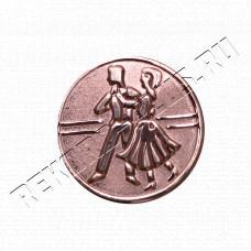 Купить Жетон Танцы  D25   A2425B в Симферополе