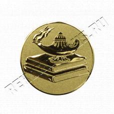 Купить Жетон Лампа знаний D = 50 мм  РК00543 в Симферополе