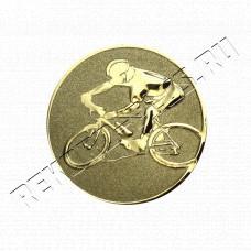 Купить Жетон Велосипедист D = 50 мм  РК00548 в Симферополе