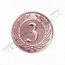 Купить Жетон 3 место  D25  A0525 в Симферополе