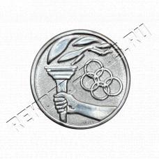 Купить Жетон  D25 Олимпийский огонь кольца  A1425S в Симферополе