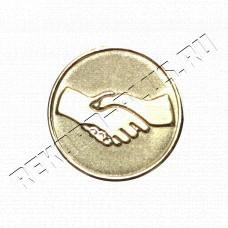 Купить Жетон D25 Рукопожатие A2525Z в Симферополе