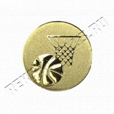 Купить Жетон Баскетбол  D25   BMA1-10 в Симферополе