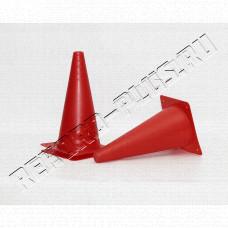 Купить Конус 18 см. красный   0552 в Симферополе