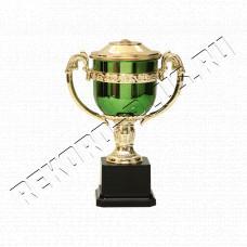 Купить Кубок зеленый + золото  C906  Цену смотрите внутри! в Симферополе