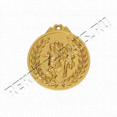 Купить Медаль бег с венком 2015-8 в Симферополе