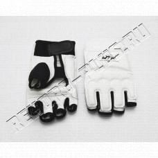 Купить Перчатки Тхэквондо M/L/XL белые  YT-9562 в Симферополе