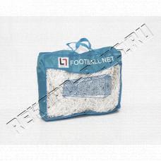 Купить Cетка нейлоновая на футбольные ворота 7x7 пара   3077 в Симферополе