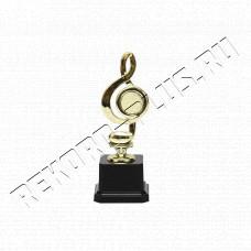 Купить Статуэтка скрипичный ключ  F15925-G в Симферополе