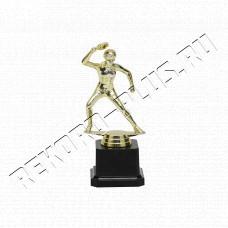 Купить Статуэтка пластик Настольный теннис ж.  EM204-092 в Симферополе