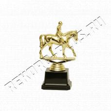 Купить Статуэтка пластиковая Лошадь со всадником  F12464Z в Симферополе