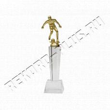 Купить Стелла стеклянная Футболист   CT-W6 в Симферополе