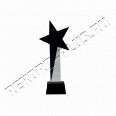 Купить Стеклянная Стэлла Black star   PB306 в Симферополе