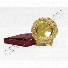 Купить Тарелка металлическая 8009В23 в Симферополе