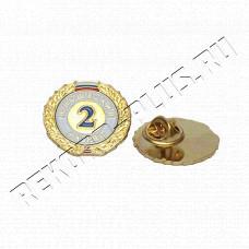 Купить Значок юношеский 2 разряд  РК00429 в Симферополе